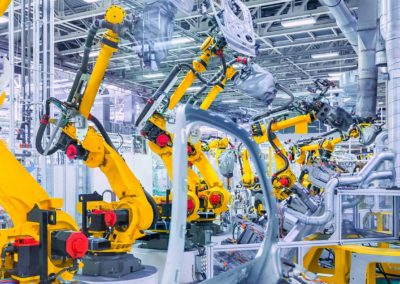 Improving BMW's production process