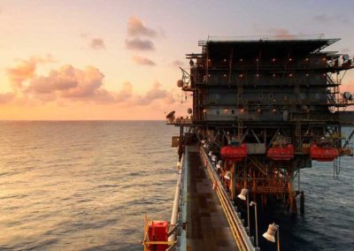 Helping BP contain the largest oil spill in history