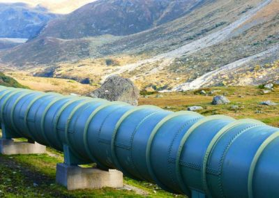 Simplifying pipeline construction for Shell.